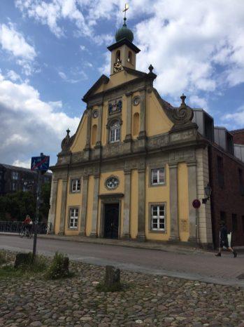 Midlife Sentence   Lüneburg Stintmarkt