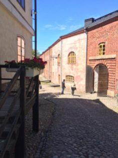 Midlife Sentence   Suomenlinna