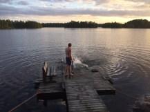 Midlife Sentence   Sauna in Finland