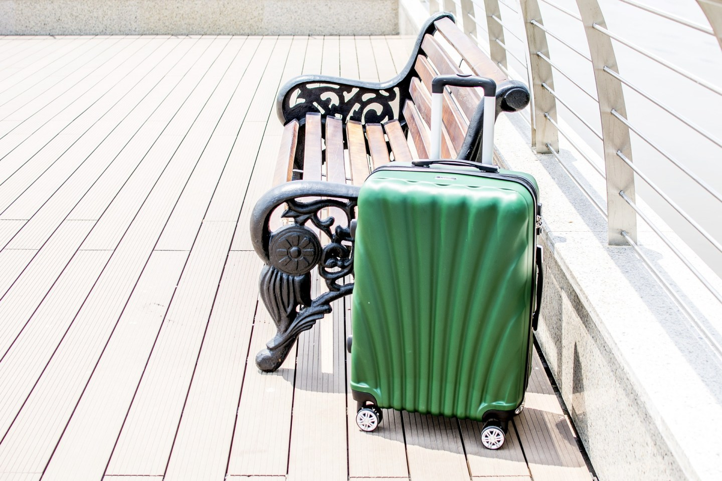How to Travel Light and Get One Up On Ryanair