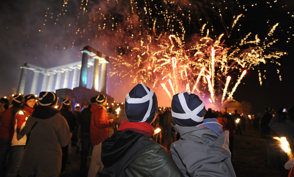 How to Celebrate New Year – Scotland Style