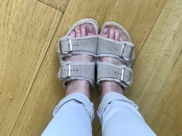 1 of 8 Lockdown Must-Haves - Birkenstock Arizonas