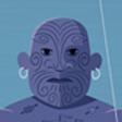 SHAG Josh Agle design puppet character
