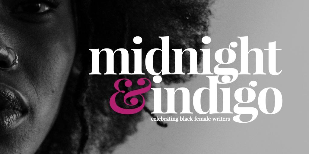 midnight & indigo - black female writers