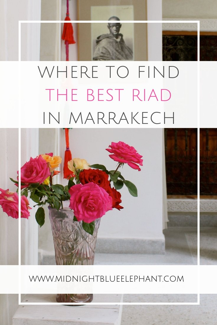 Looking for the perfect home away from home in Morocco? You will need a riad in Marrakech and there is none cuter than Chambres d'Amis. #morocco #marrakech #riad
