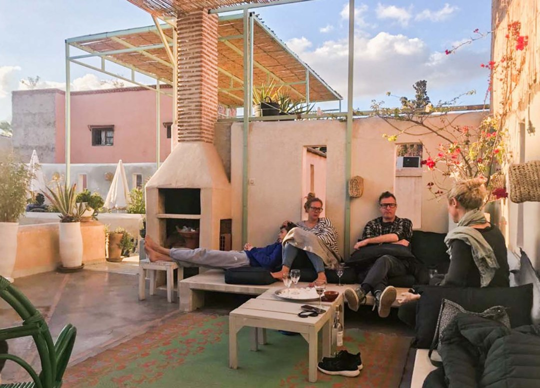 Looking for the perfect home away from home in Morocco? You will need a riad in Marrakech and there is none cuter than Chambres d'Amis.
