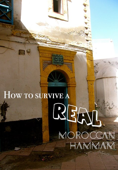 Want to learn how to survive a real Moroccan hammam? Head to Marrakech to find out the country's best kept beauty secret & shed some spaghetti. #morocco #marrakech #hammam #moroccanhammam