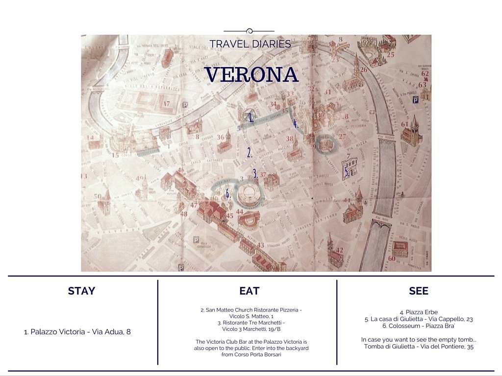 Heading to the home of Rome & Julia? Great, here is a little travel diary on what to do in Verona, Italy and where to stay if you cannot stay with Giulietta.