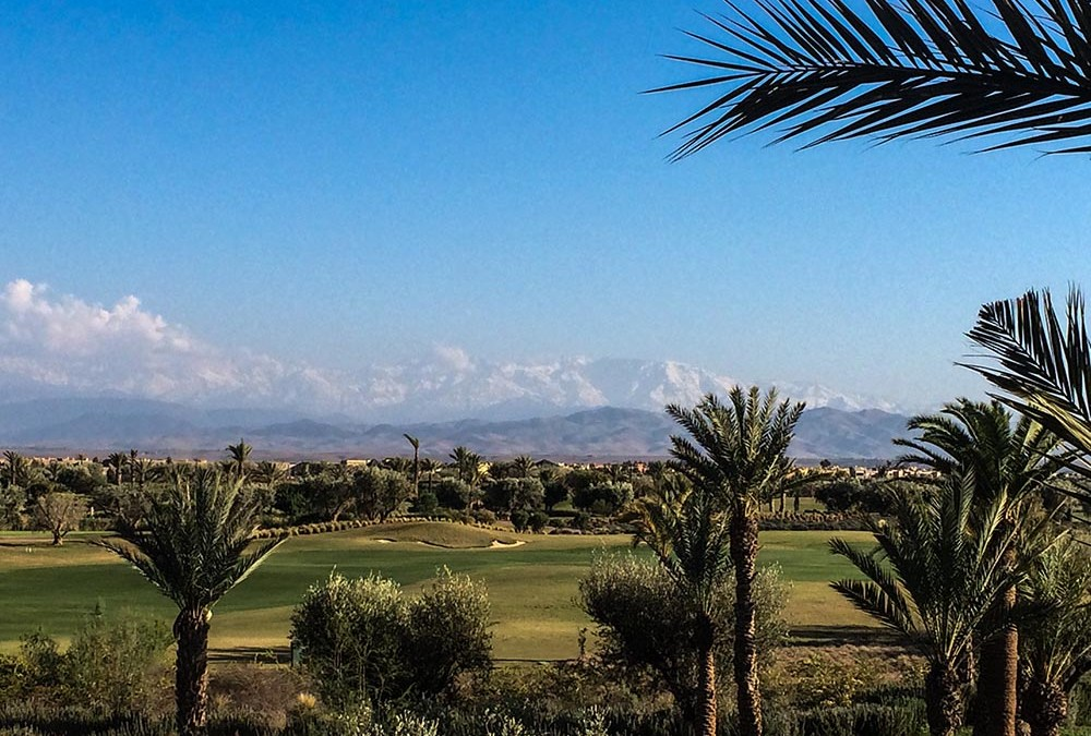 The Royal Palm Marrakech – Of Palm trees, Pineapples & Paradise.