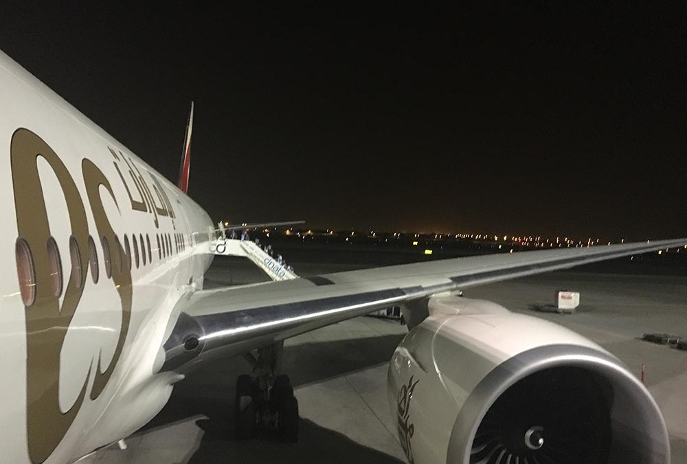 How to spend an involuntary Dubai Layover.