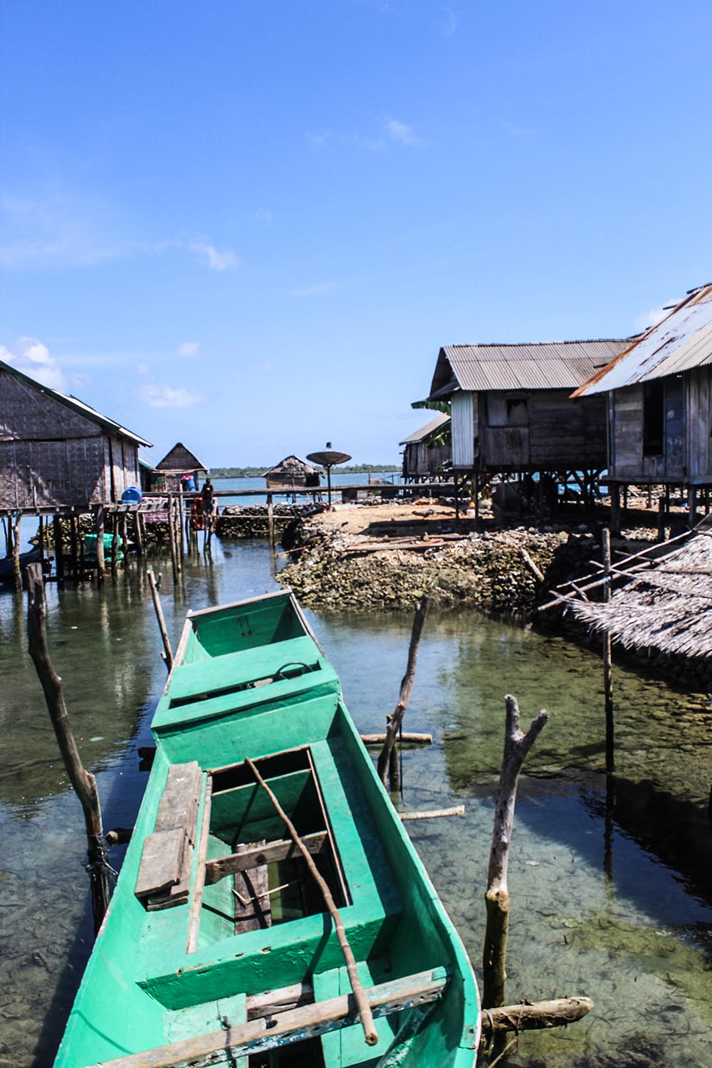 How do we meet other cultures, explore and learn without being intrusive or behave like missionaries? Some thoughts on meeting the Bajo people of Indonesia.