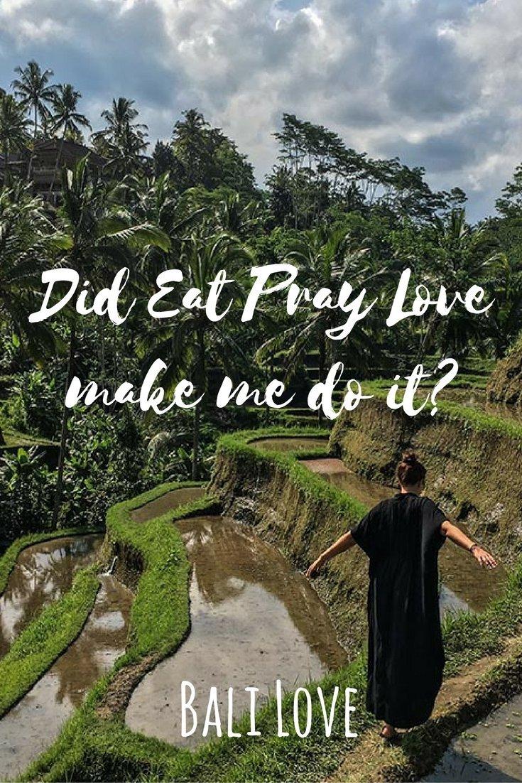 Did Eat Pray Love Make Me Do It The Midnight Blue Elephant