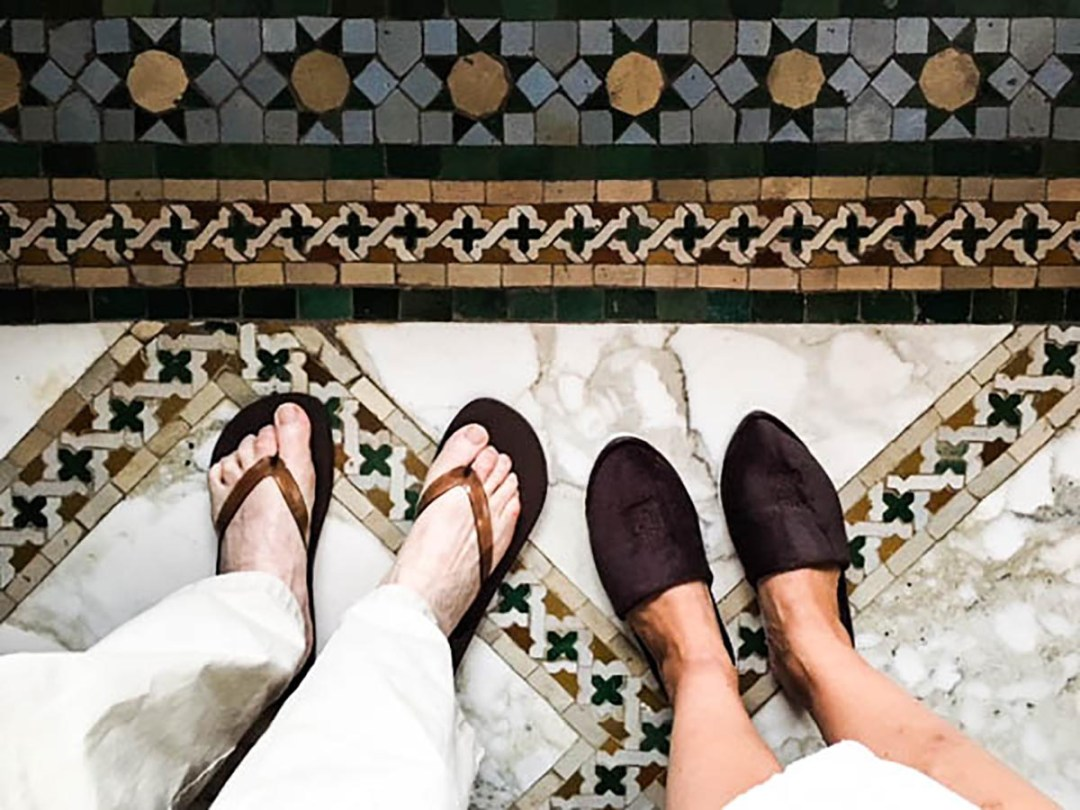 In Morocco with my father - I share my 8 best tips for traveling with your dad & why you should do it even when you are a grown up.