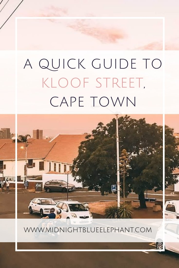 Heading to Cape Town and looking for one of the hippest area in town? Read this guide to the best Kloof Street restaurants with tips on where to sleep, breakfast and have a great glass of wine. #capetown #southafrica #kloofstreet