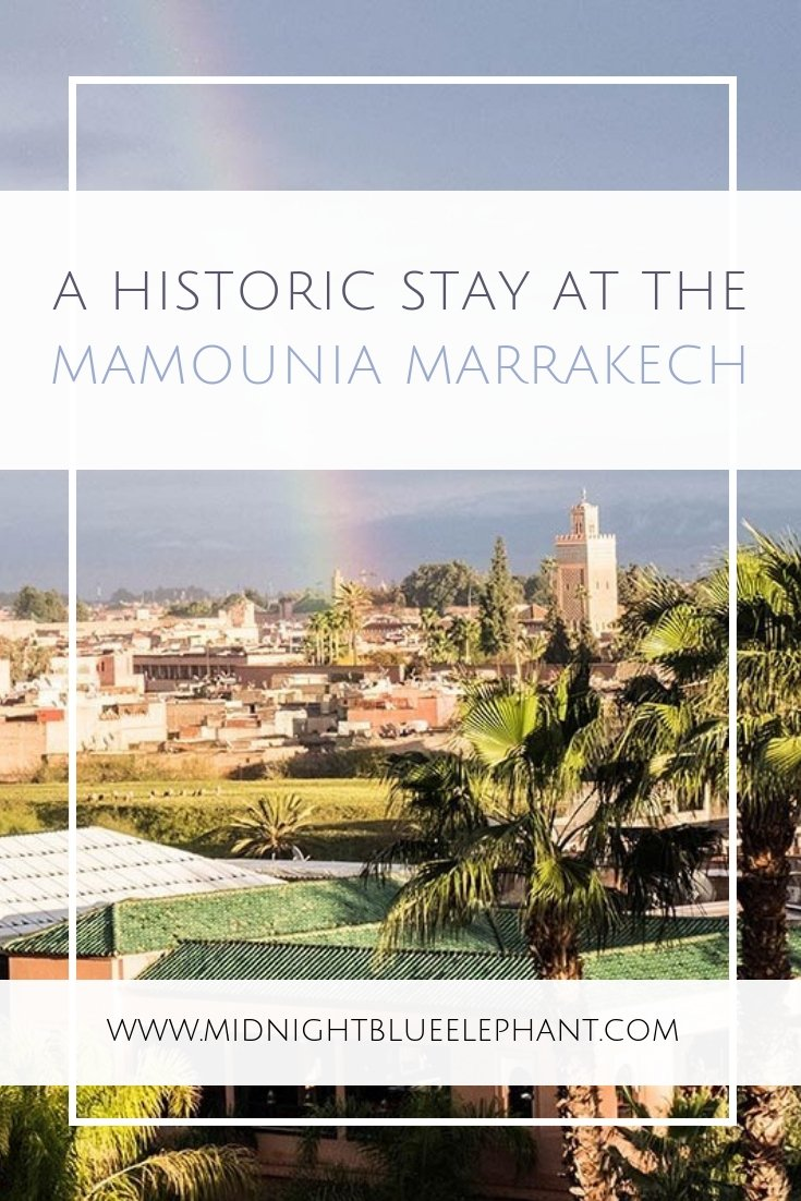 Traveling to Morocco with your parents? I recommend a stay at the fabulous Mamounia Marrakech, a hotel that is not only luxurious but steeped in history - a perfect way to explore the red city. #morocco #marrakech #mamounia #mamouniamarrakech #mamouniahotel