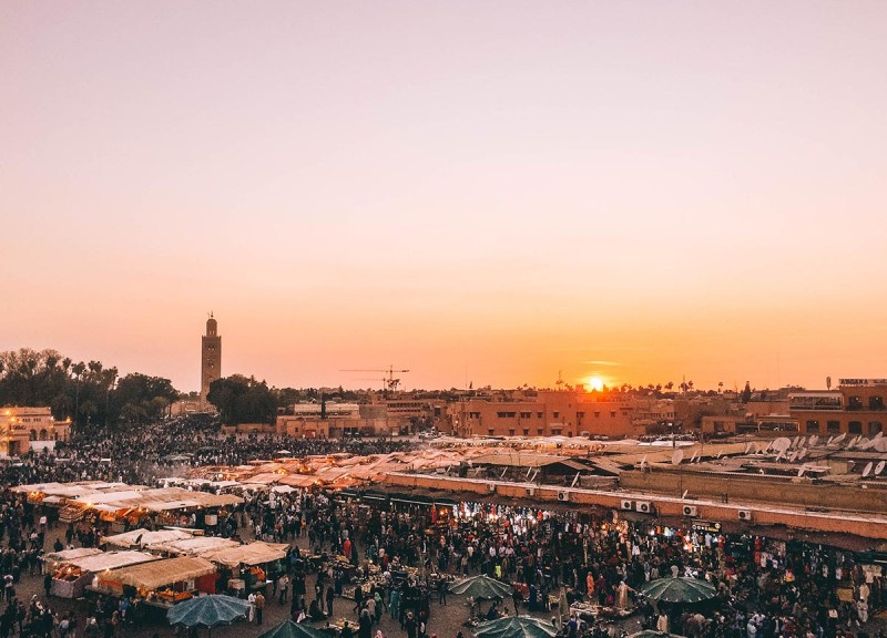 Want to find the perfect Instagram spots in Marrakech? Look no further because with #magicalmarrakech I show you the most Insta-worthy places.