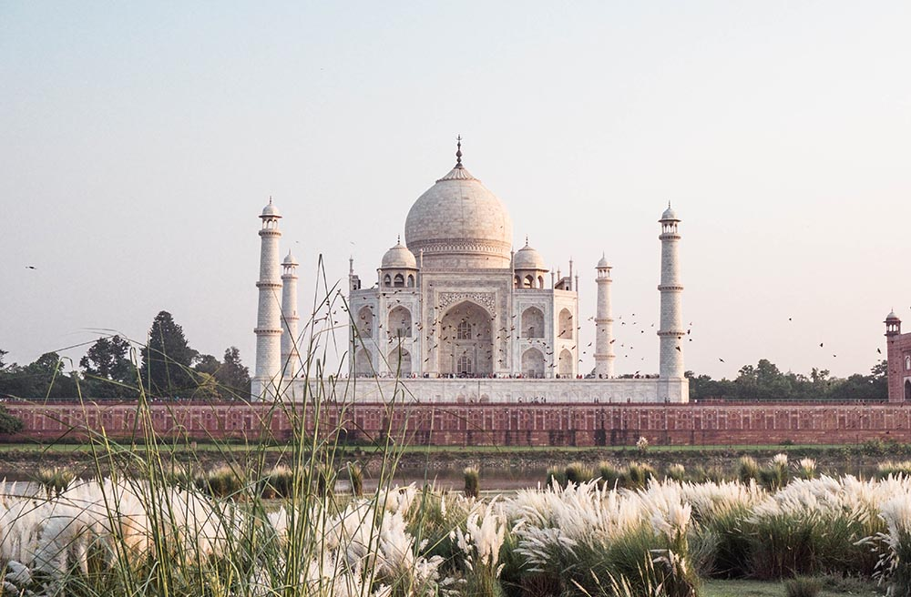 How to plan a Taj Mahal visit in Agra, India and why you should go even if you have a broken heart.