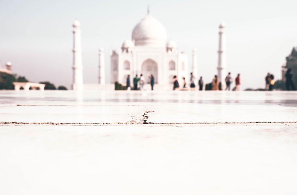 A Taj Mahal Visit – A Place of Broken Hearts.