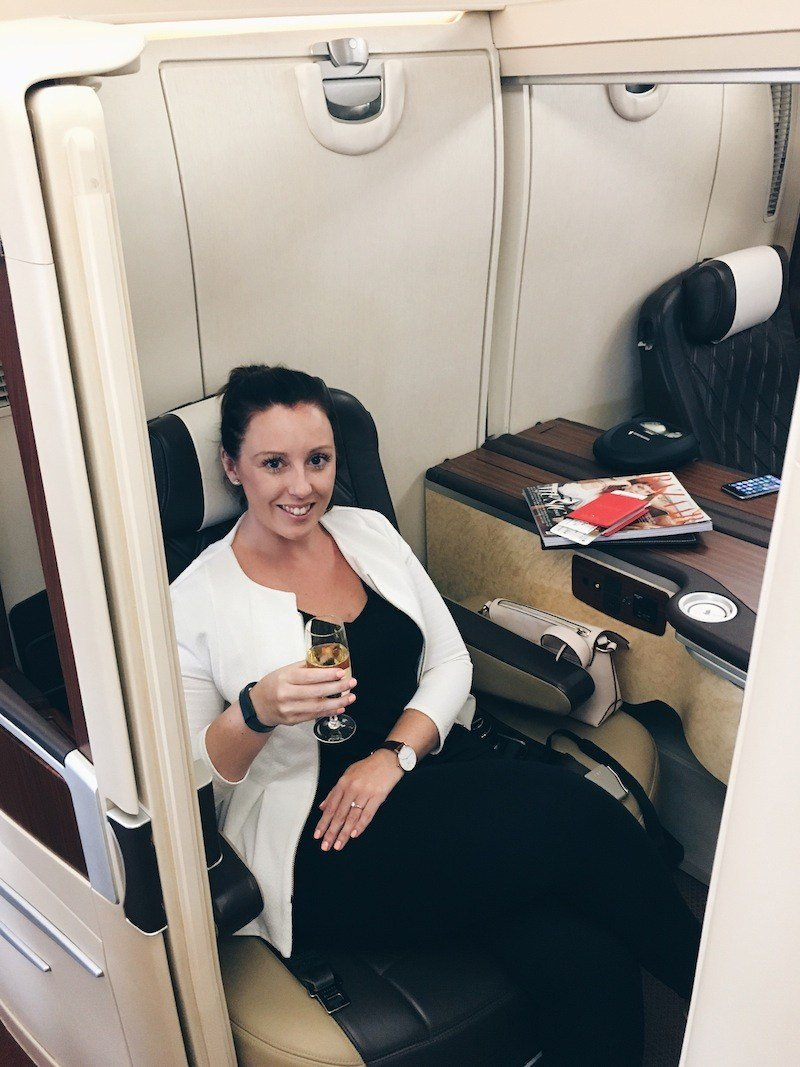 Need some tips on how to survive long flights in economy? I gathered some awesome travel experts with their best advice for flying.