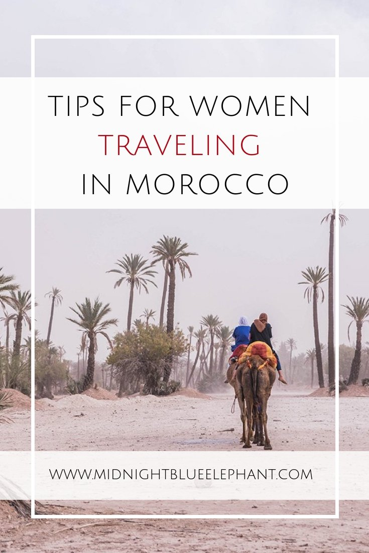 Women traveling in Morocco? As a solo female traveler? Of course! Some tips on how to dress, what to do and not to do, and how to bargain and eat right. #morocco #marrakech #essaouira #traveltips