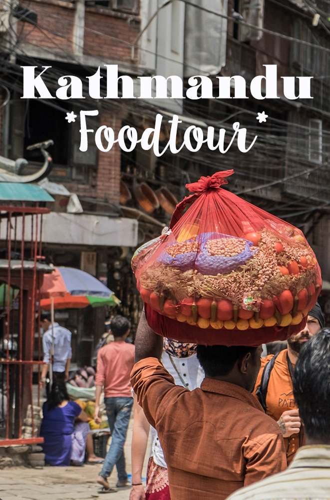 Wondering where you can find the best Nepali momos in Kathmandu? Come along for a foodtour to discover them & other Nepali culinary delights. #nepal #kathmandu #foodtour #nepalifood
