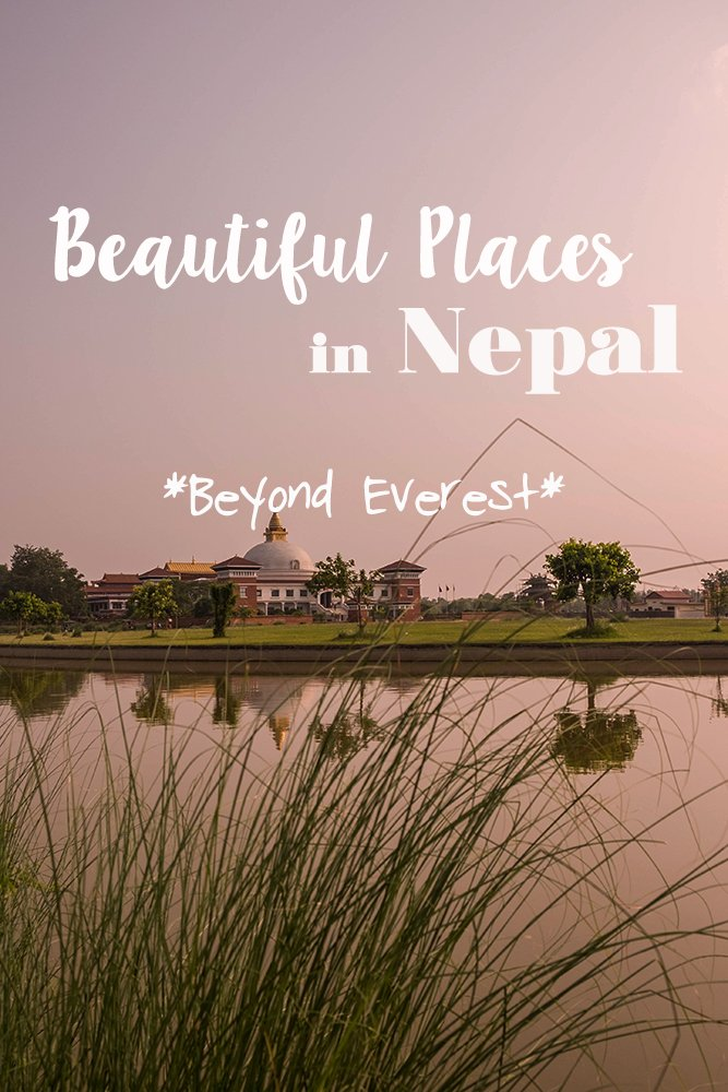 Nepal is so much more than trekking in the Himalayas. Where to go and what to see? I show you the beautiful places of Nepal - beyond Everest. #nepal #kathmandu #pokhara #everest #himalayas #chitwan #rhinos