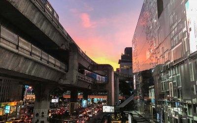 The Elephant's Guide to Bangkok.