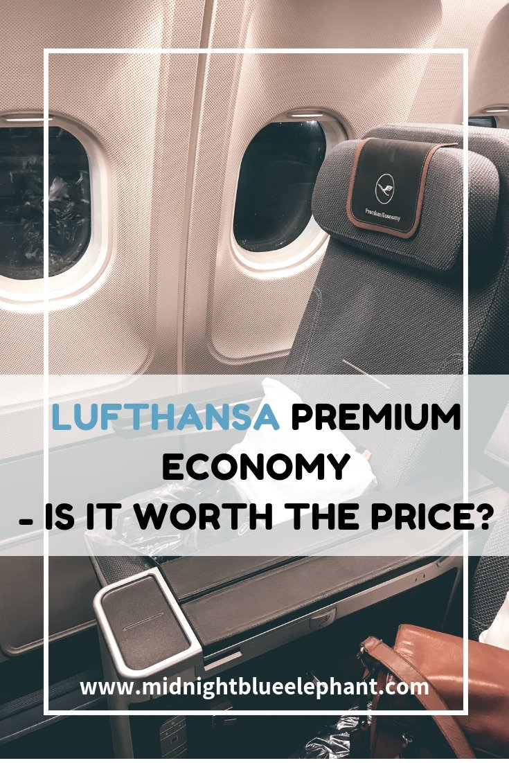 Do you need some more comfort flying around the world? Read my Lufthansa Premium Economy review for a flight from Frankfurt to Cape Town, the ins & outs and if it is worth the price difference.  #capetown #lufthansa #premiumeconomy #airplane
