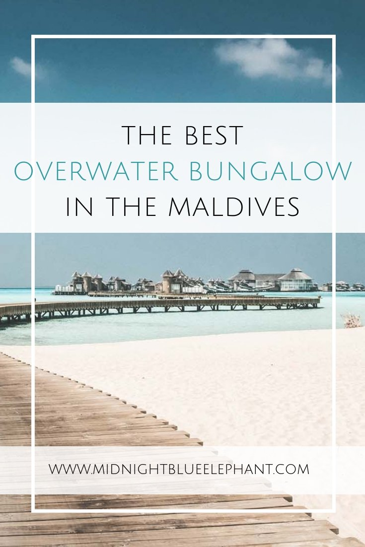 Looking for the best Maldives overwater bungalow aka. a mermaid's den? Then read on what it is all about to stay at the exclusive Soneva Jani, sleep at a water villa with your own slide & retractable roof to fall asleep under the stars. #maldives #soneva #sonevajani