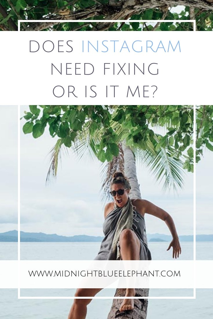 Everyone seems to be hating Instagram & the typical Instagram girl these days. Does the medium need fixing or our attitude? Some honest thoughts what each of us can do. #instagram #instagramgirls #rajaampat #indonesia