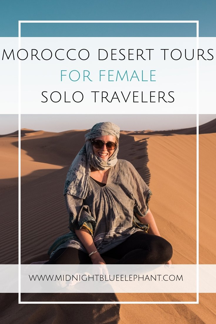 Traveling on your own and looking for Morocco Desert Tours? Look no further because I have just the one for you: take a desert trip from Marrakech, glamp under the stars in the Sahara and make new friends with My Moroccan Adventure. Immerse yourself in the desert life of Morocco, ride a camel (or not) and travel in style to unexplored parts of the Sahara desert. #morocco #marrakech #sahara #moroccodeserttour #ergchegaga #moroccodesert #saharadesert