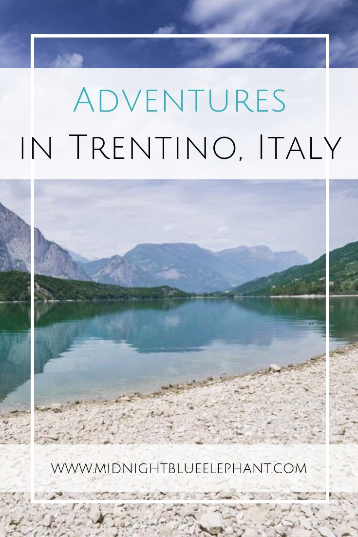 What defines an adventure? I wasn't looking for adventures in Italy but in the middle of the Dolomites, they found me.  A story about mountains, comfort zones, and why adventures are for everyone. #italy #trentino #dolomites