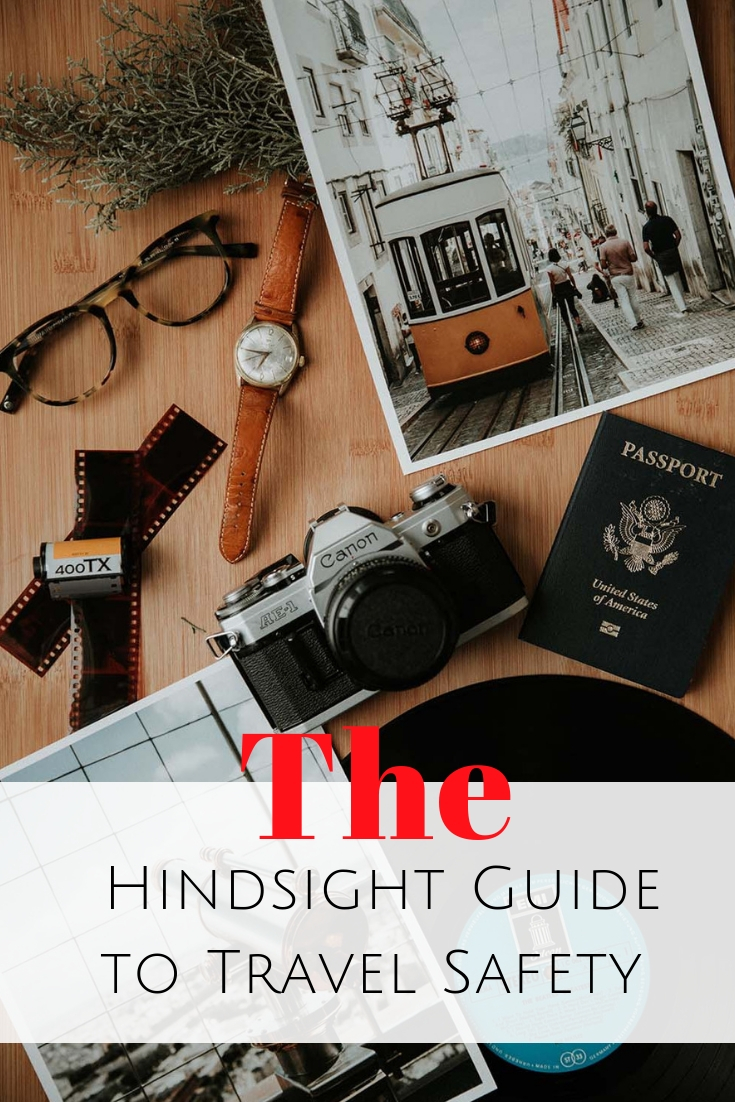 Staying safe on the road? I share my hindsight guide with safety tips for travel - how to keep your credit card safe & what to do when things get stolen.  How to stay safe when traveling? | Safety tips for traveling | What to do when your credit card gets skimmed | Credit card scams