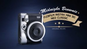 Review : Fujifilm instax mini 90 Neo Classic