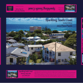 Welches Beach Barbados, Barbados, Caribbean Sea, AnnJenn Apartments, Maxwell Coast Road,