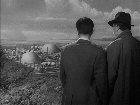 Image result for Quatermass II 1955: