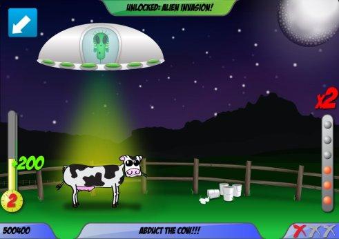 Cow Thief!