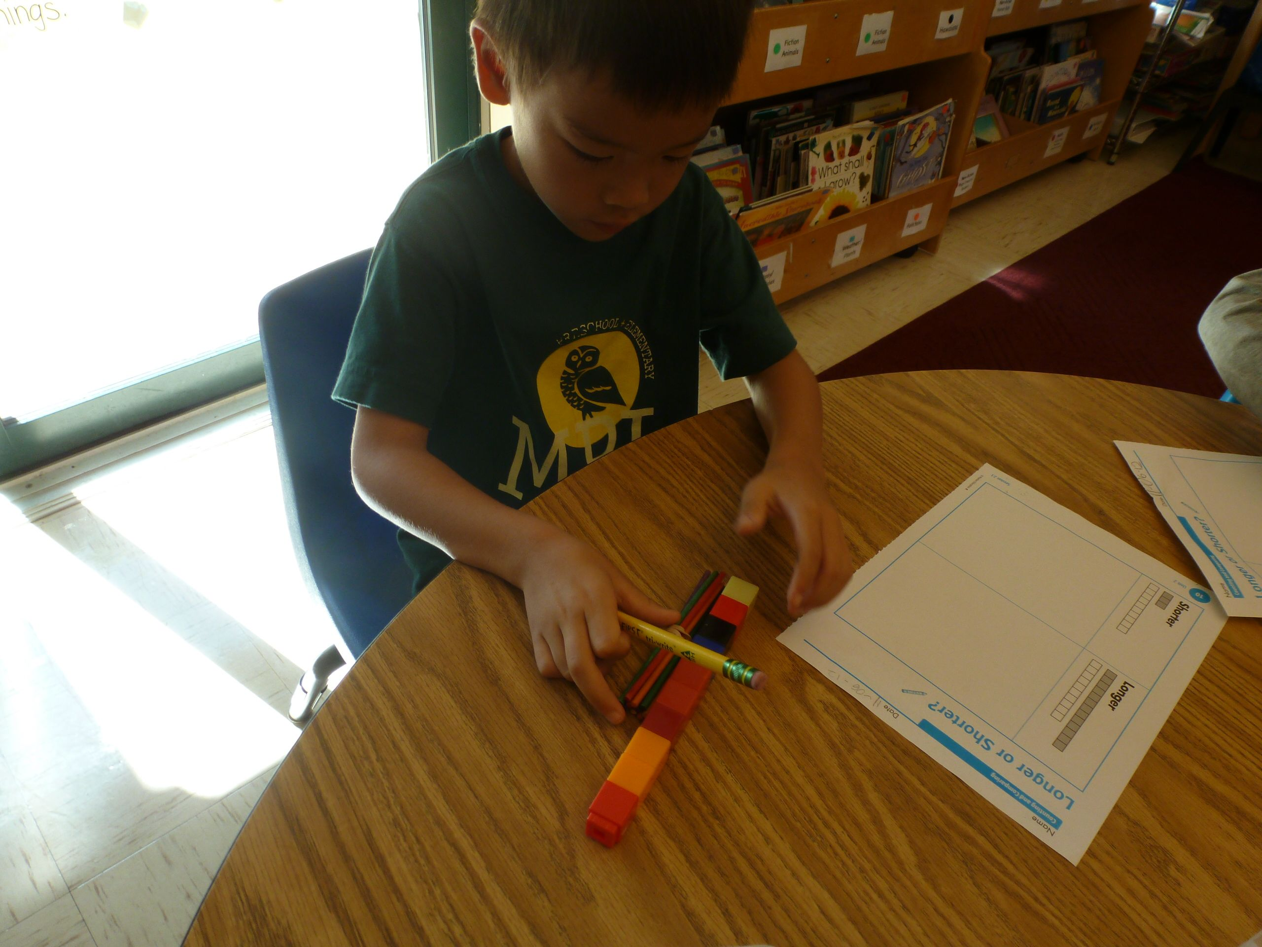 Measuring And Comparing