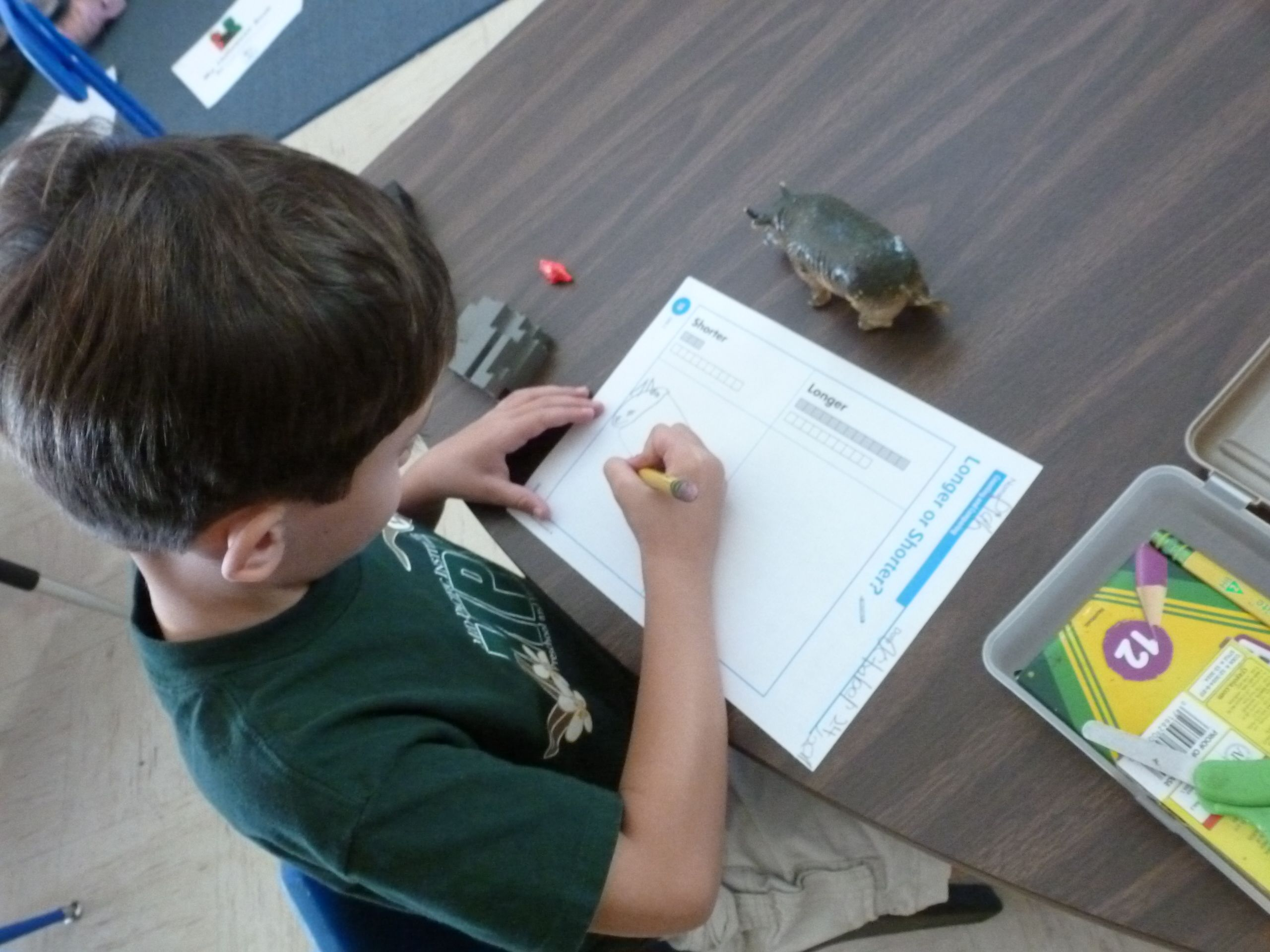 Math Comparing And Ordering