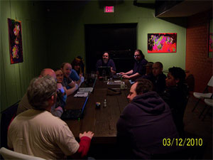 Midsouth Makers March 12th meeting
