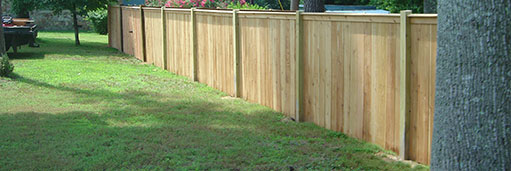 fence installation checklist