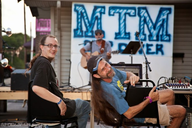 Joshua and C Bret of Middle Tennessee Music-MusicTree Festival 2013