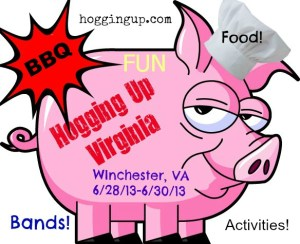 Hogging Up BBQ and Music Festival