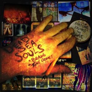 Brave/The Comet cover Dead Sea Scrolls