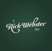The Rick Webster Project EP Cover