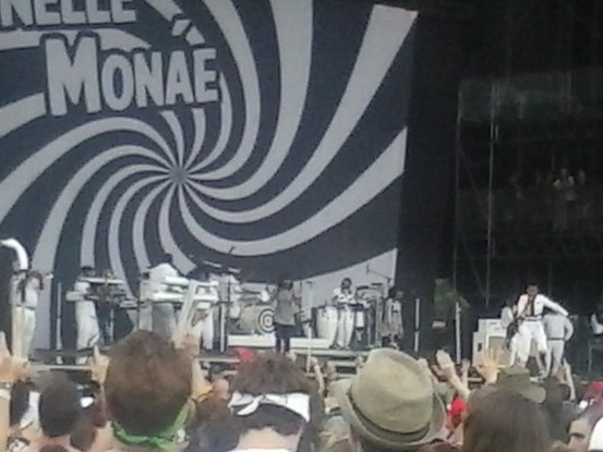 Road To Bonnaroo-Monae