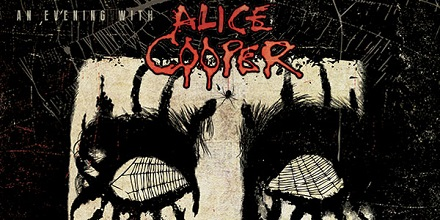 An Evening With Alice Cooper-May 2nd