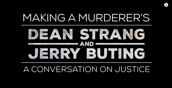 Making of a Murderer-Conversation About Justice-TPAC