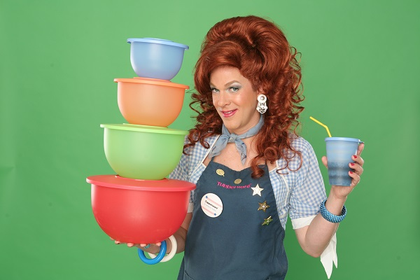 Dixie Tupperware Party