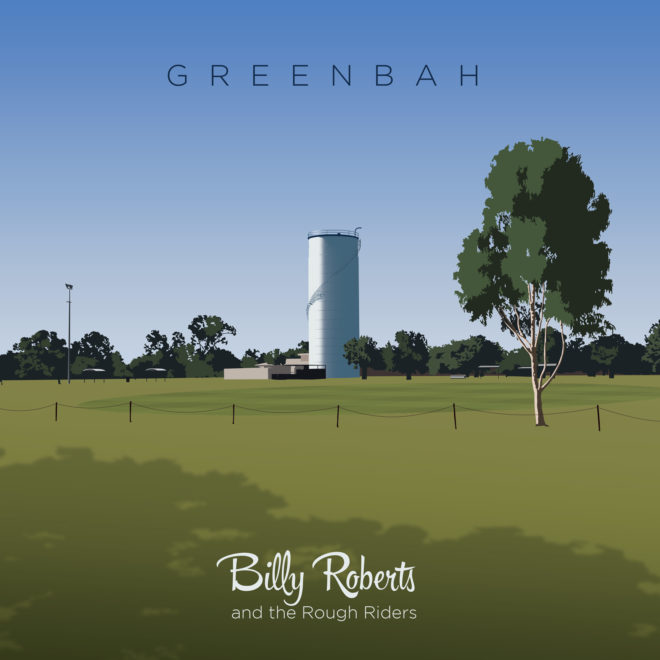 Billy Roberts-Greenbah